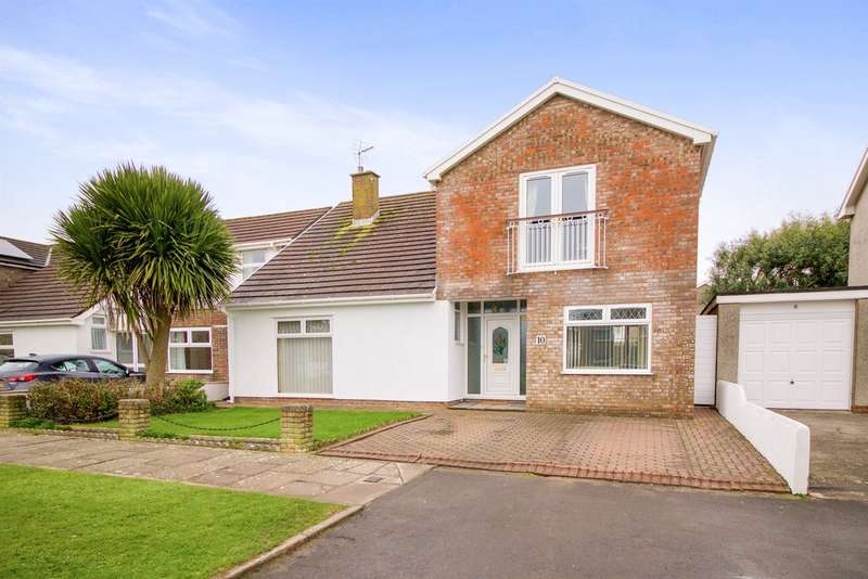 4 Bedrooms Detached House for sale in Anglesey Way, Nottage, Porthcawl