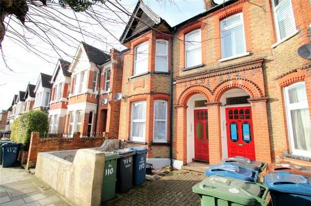 Flat for sale in Vaughan Road, Harrow, Middlesex
