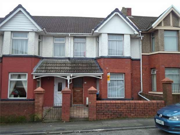 3 Bedrooms Terraced House for sale in Badminton Grove, EBBW VALE, Blaenau Gwent
