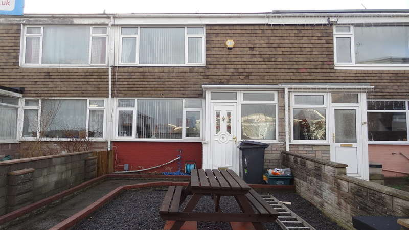 3 Bedrooms Terraced House for sale in Blackwell Close, BARRY