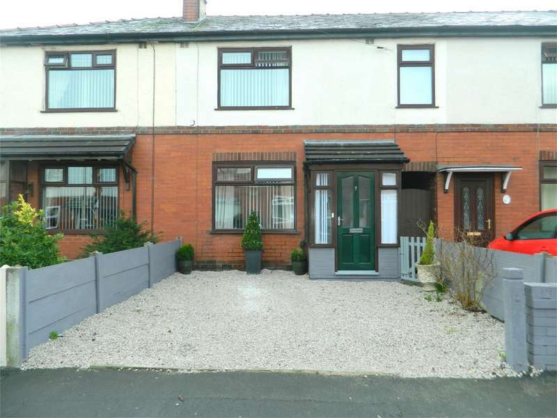 3 Bedrooms Terraced House for sale in Heath Gardens, Hindley Green, Wigan, Lancashire