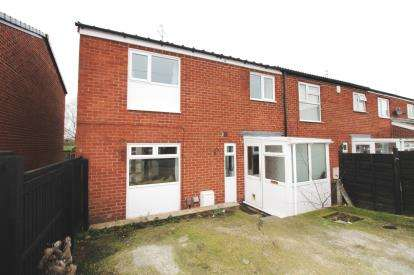 3 Bedrooms Terraced House for sale in Clough Avenue, Wilmslow, Cheshire, Greater Manchester