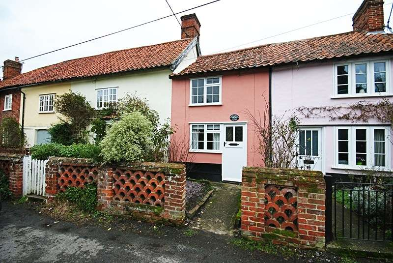 2 Bedrooms Cottage House for sale in Cross Street, Hoxne, Eye