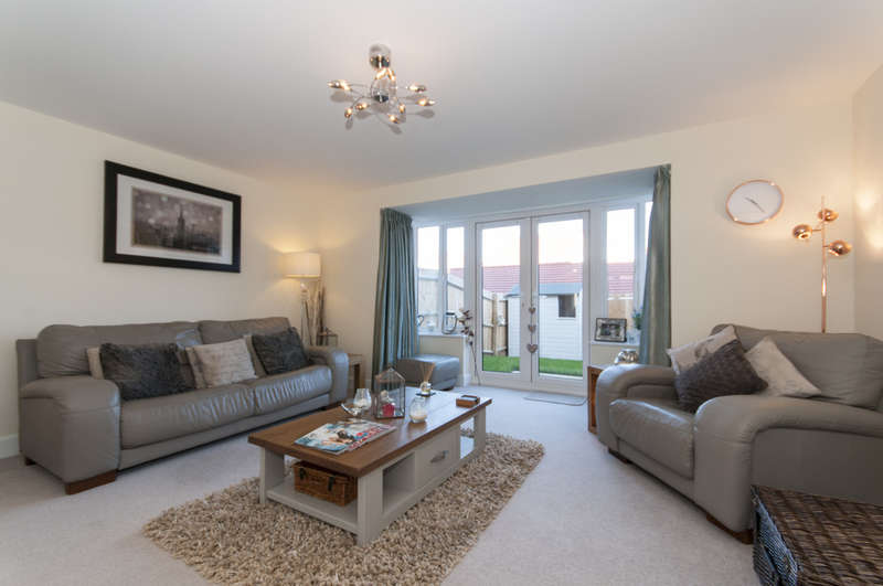 4 Bedrooms End Of Terrace House for sale in Spitfire Road, Castle Donington