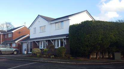 5 Bedrooms Detached House for sale in Green Meadows, Westhoughton, Bolton, Greater Manchester, BL5
