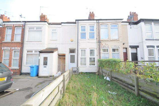 2 Bedrooms Terraced House for sale in Cyprus Street, Hull, HU9 5QX