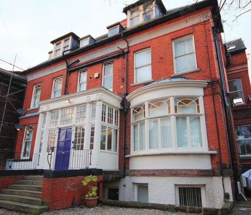 2 Bedrooms Flat for sale in Greenheys Road, Toxteth, Liverpool, L8