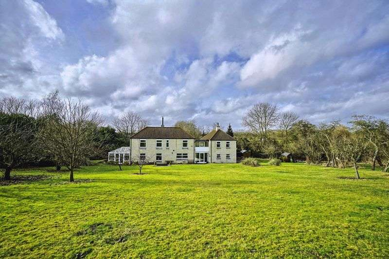 5 Bedrooms Detached House for sale in Little Gransden, Sandy
