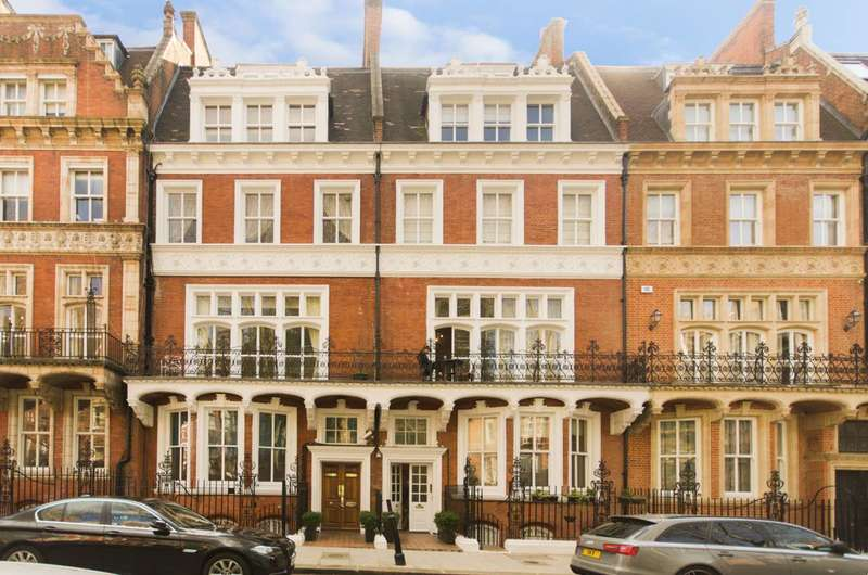 2 Bedrooms Flat for sale in Kensington Court, Kensington, W8