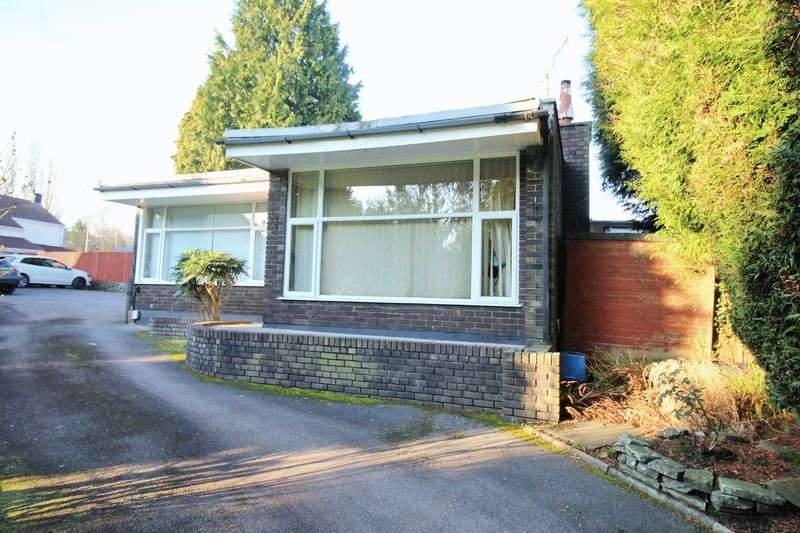 1 Bedroom Detached Bungalow for sale in Malpas Road, Malpas, Newport