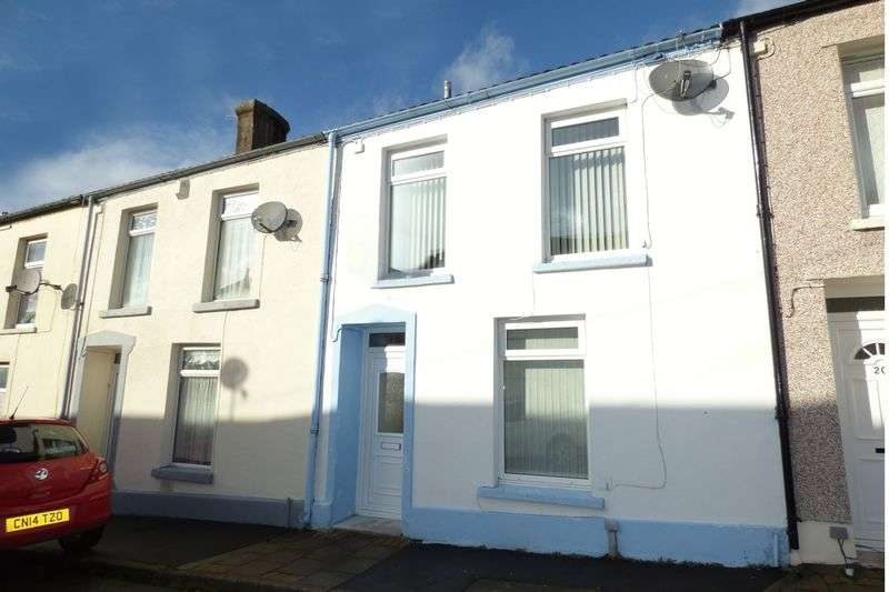 2 Bedrooms Terraced House for sale in Broad Street, Merthyr Tydfil