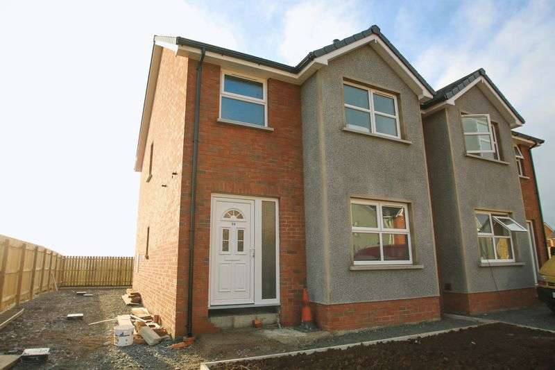 3 Bedrooms Semi Detached House for sale in 58 Timakeel Grange, Portadown