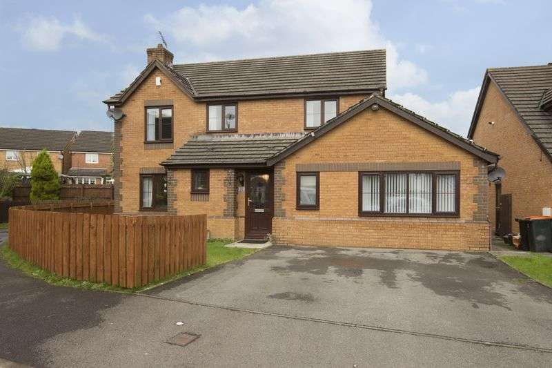 5 Bedrooms Detached House for sale in Gerbera Drive, Newport