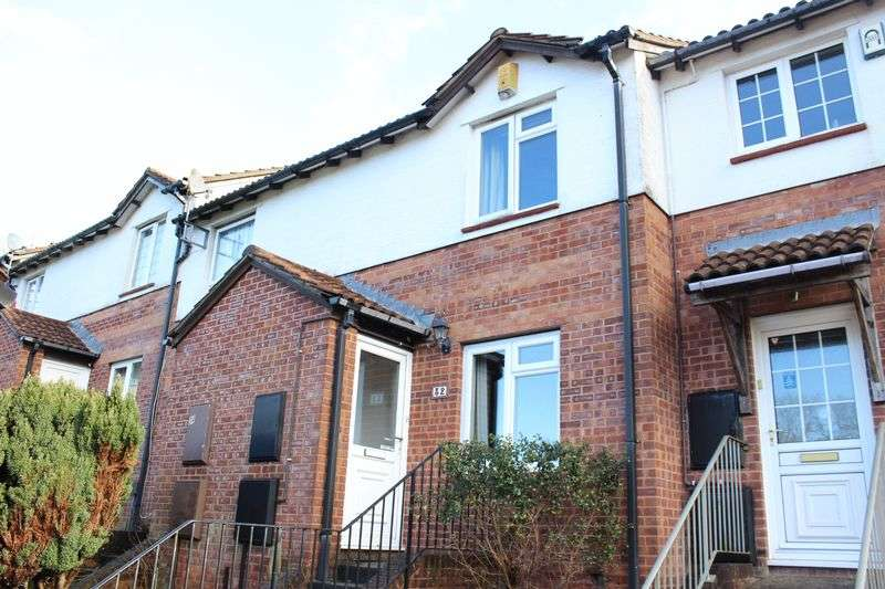 2 Bedrooms Terraced House for sale in Newbury Close, Whitleigh, Plymouth