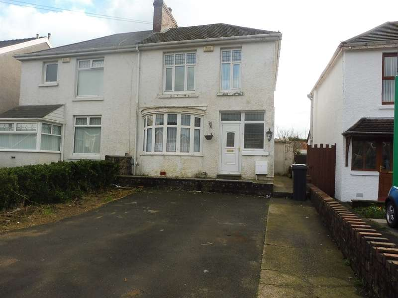 3 Bedrooms Semi Detached House for sale in Charles Street, Skewen, Neath