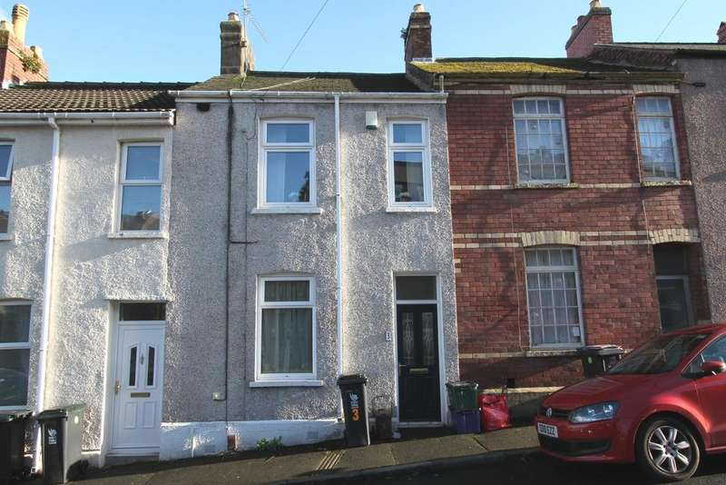 2 Bedrooms Terraced House for sale in Lambert Street, Newport