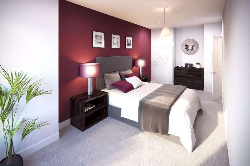 2 Bedrooms Apartment Flat for sale in Silkhouse Court, Liverpool