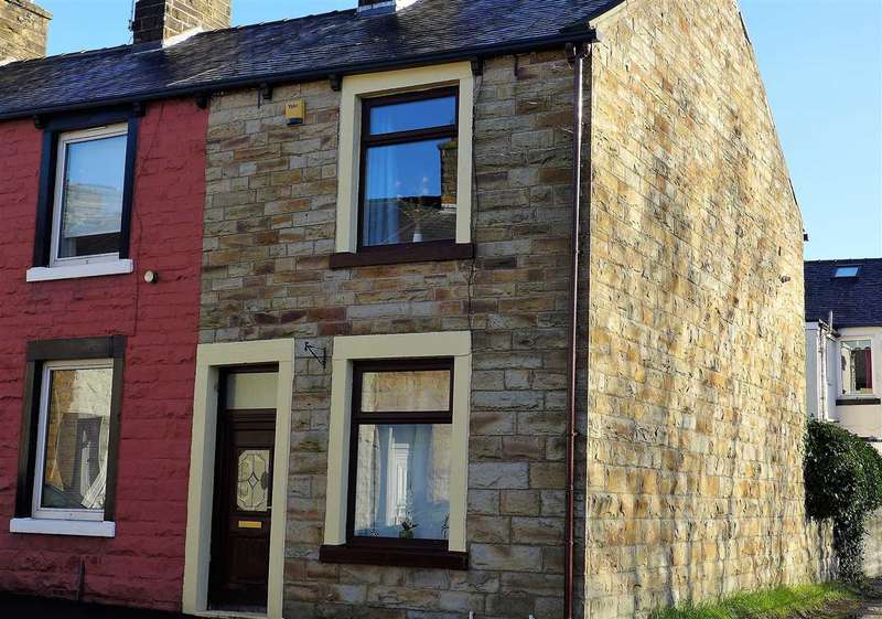2 Bedrooms End Of Terrace House for sale in Scott Street, Padiham