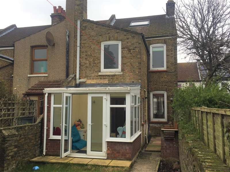 2 Bedrooms End Of Terrace House for sale in Clifton Road, Ramsgate