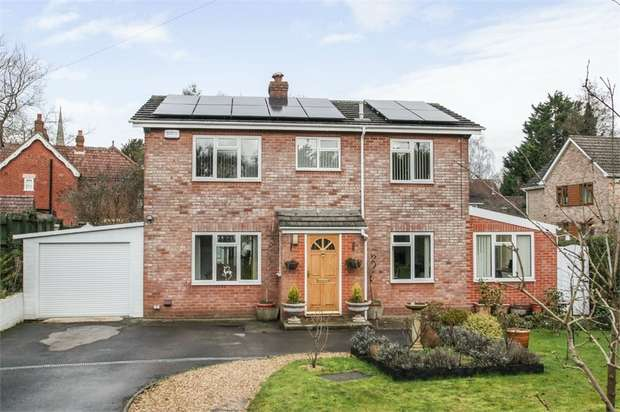 2 Bedrooms Detached House for sale in Ayleswade Road, Salisbury, Wiltshire
