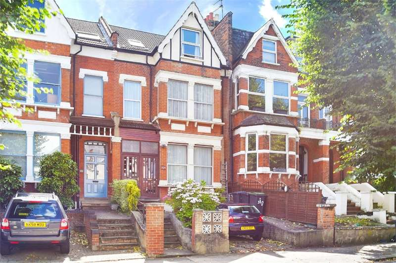 6 Bedrooms Terraced House for sale in Alexandra Park Road, Alexandra Park, London