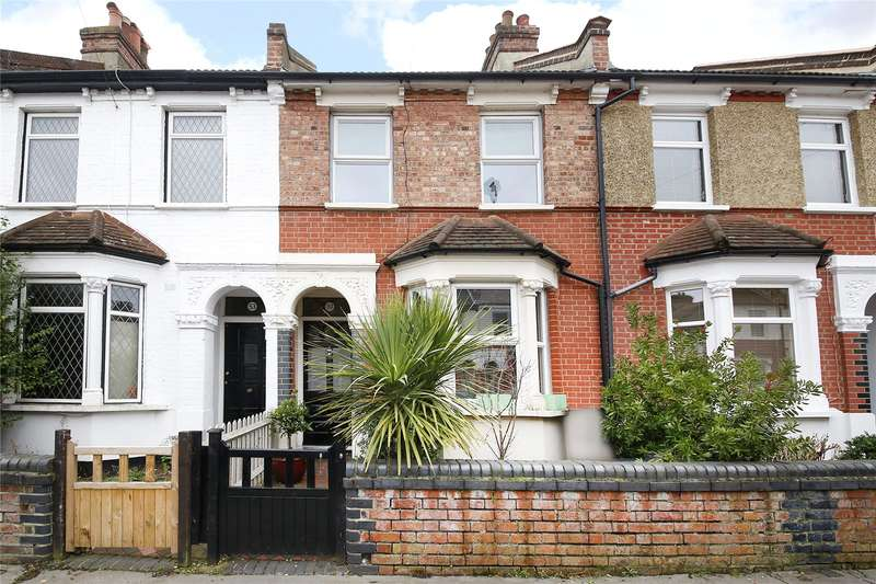 3 Bedrooms Terraced House for sale in Coniston Road, Addiscombe