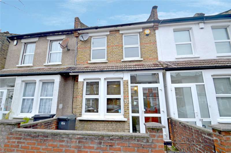 2 Bedrooms Terraced House for sale in Edward Road, East Croydon