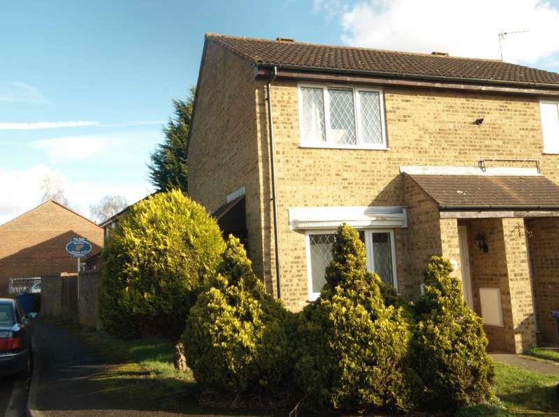 2 Bedrooms End Of Terrace House for sale in Manston Close, Bicester