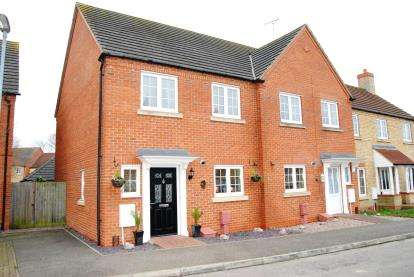 3 Bedrooms Semi Detached House for sale in Sutton Bridge, Spalding, Lincolnshire