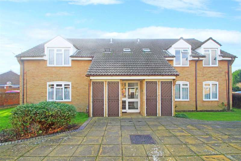 2 Bedrooms Retirement Property for sale in Courtfields, Elm Grove, Lancing, BN15