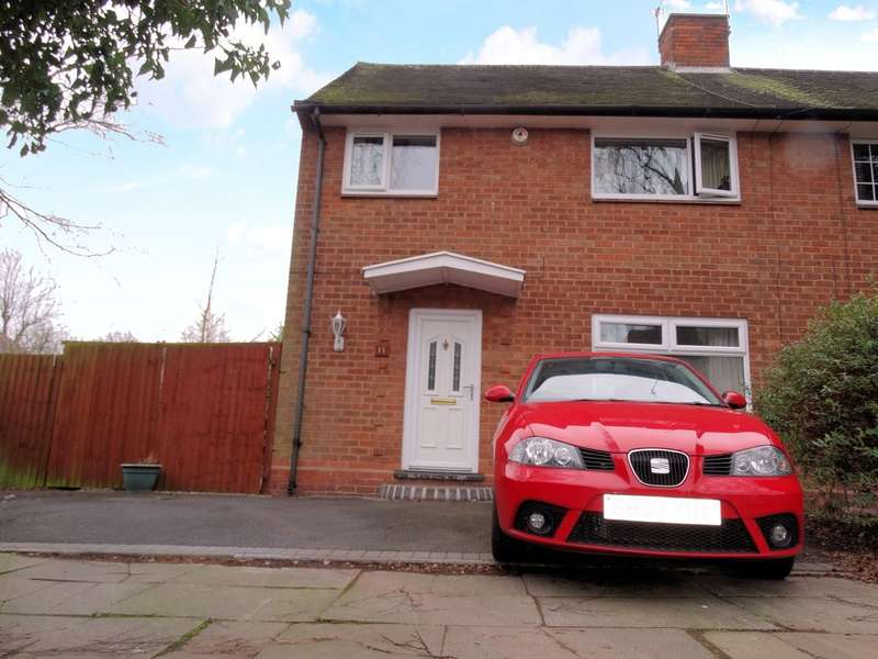 3 Bedrooms Semi Detached House for sale in Durlston Grove, Birmingham