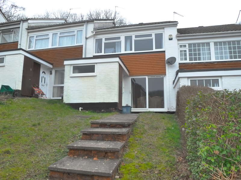3 Bedrooms Terraced House for sale in Markfield, Courtwood Lane, Croydon, CR0 9HW