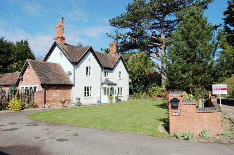 5 Bedrooms Detached House for sale in Wixford Alcester