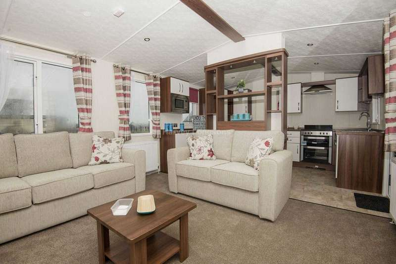 2 Bedrooms Caravan Mobile Home for sale in Swalecliffe, Kent