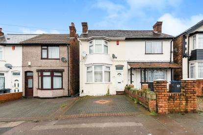 3 Bedrooms Semi Detached House for sale in Reservoir Road, Erdington, Birmingham, West Midlands