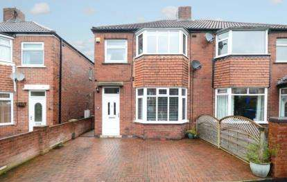 3 Bedrooms Semi Detached House for sale in Watersmeet Road, Sheffield, South Yorkshire