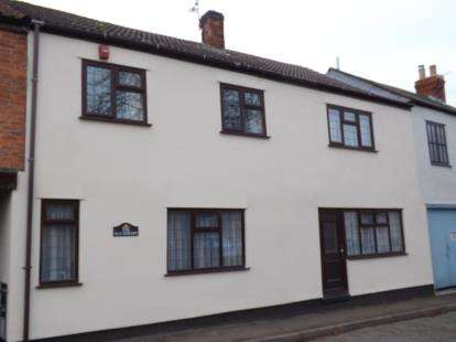 4 Bedrooms Terraced House for sale in The Sands, Long Clawson, Melton Mowbray, Leicestershire