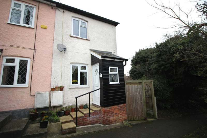 2 Bedrooms Semi Detached House for sale in Beards Terrace, Coggeshall