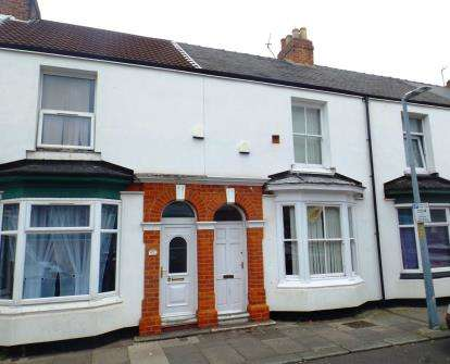 2 Bedrooms Terraced House for sale in Princes Road, Middlesbrough