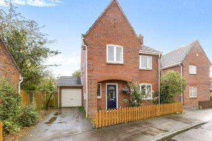 4 Bedrooms Detached House for sale in Great Grove, Abbeymead, Gloucester, Gloucestershire