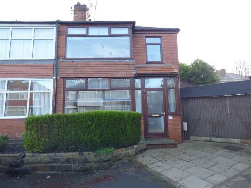 3 Bedrooms Property for sale in Woodlands, Failsworth, Manchester, M35