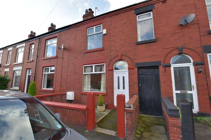 2 Bedrooms Terraced House for sale in Chapel Street, Hazel Grove, Stockport, SK7 4JH