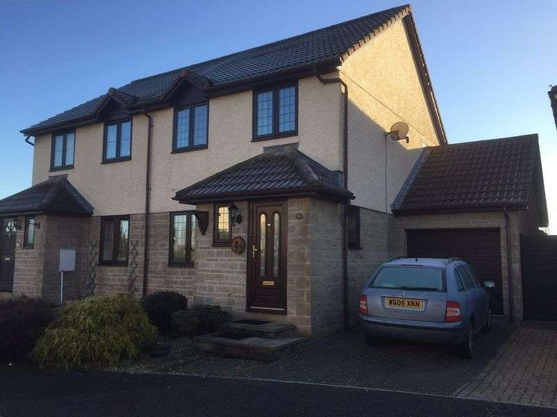 3 Bedrooms Semi Detached House for sale in St Peters Close, Ilton, Ilminster