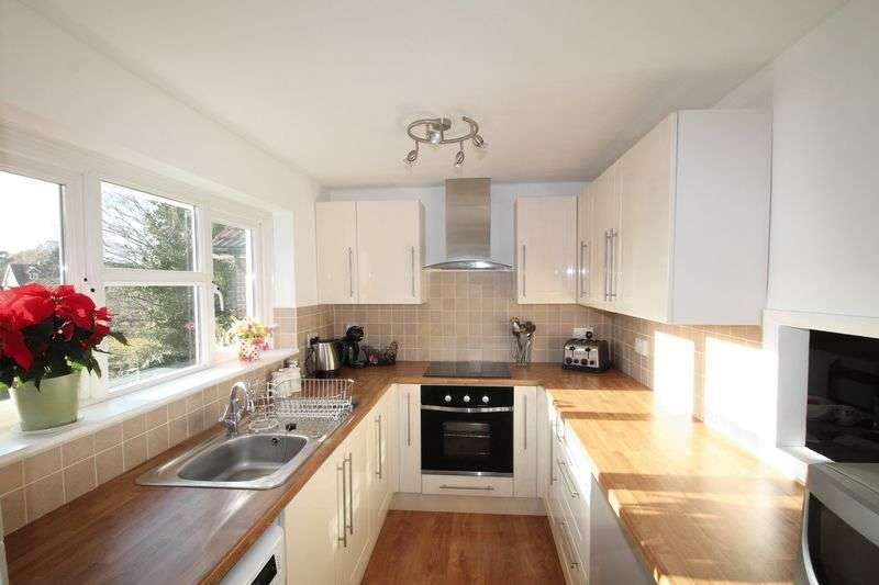 2 Bedrooms Flat for sale in Oakfield Road, Matfield