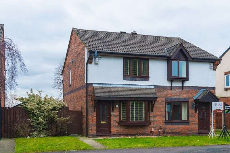 3 Bedrooms Semi Detached House for sale in Worsley Mesnes Drive, Wigan
