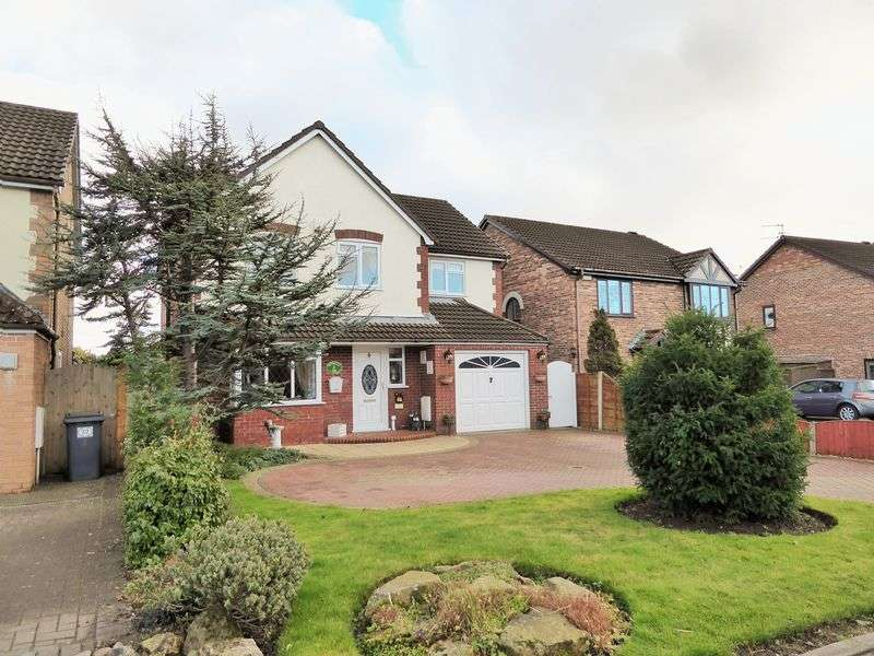 4 Bedrooms Detached House for sale in Abrams Green, Banks, Southport