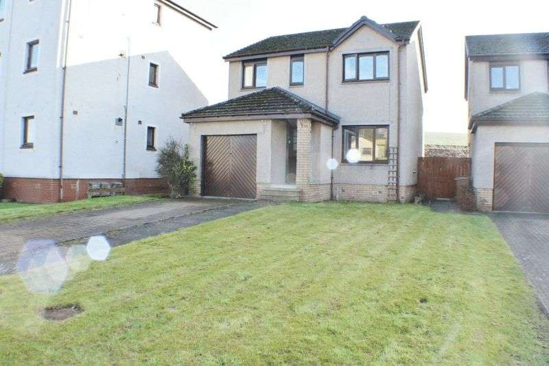 3 Bedrooms Detached House for sale in Cupar Mills, Millgate, Cupar KY15 5EH
