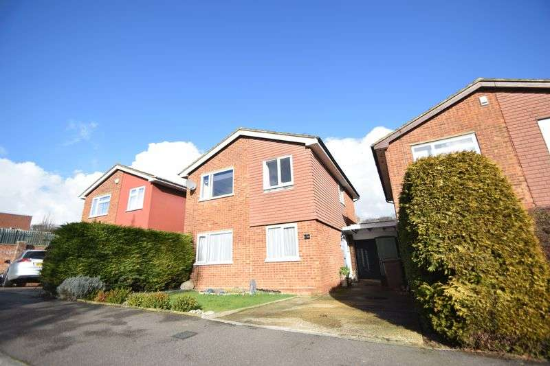 3 Bedrooms Detached House for sale in Brompton Close, Luton