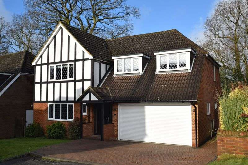 5 Bedrooms Detached House for sale in Ridgemount End, Chalfont St Peter