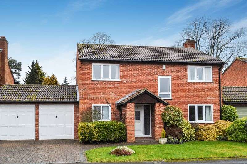 4 Bedrooms Detached House for sale in Gooseacre, Radley